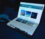 CES 2020 : Intel montre son concept d'ordinateur à écran pliable et intégral, le Horseshoe Bend