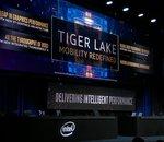 CES 2020 : Intel montre enfin ses processeurs pour portable Tiger Lake gravés en 10nm+