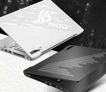 CES 2020 : ASUS dévoile ses nouveaux portables ROG, mariant AMD Ryzen et Geforce RTX