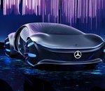 CES 2020 en vidéo : Mercedes-Benz présente sa vision AVTR