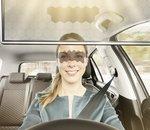 CES 2020 : Bosch dévoile un pare-soleil transparent qui n'obstrue pas la vision du conducteur