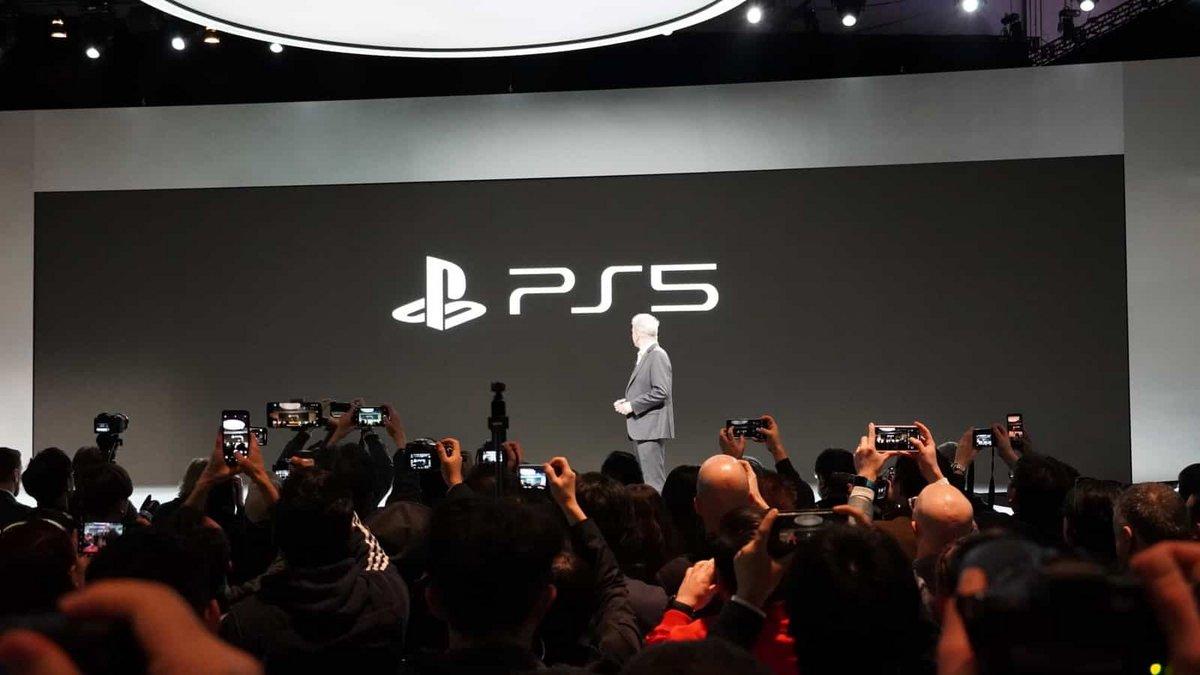 PS5 CES 2020