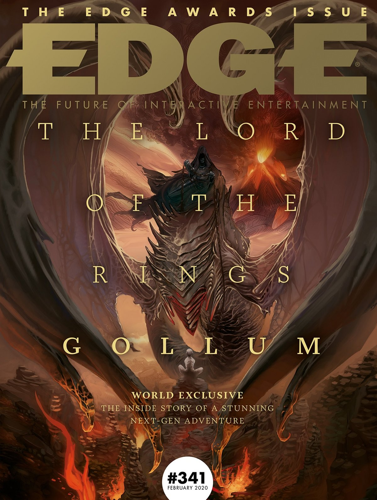 The Lord of the Rings Gollum Edge 1