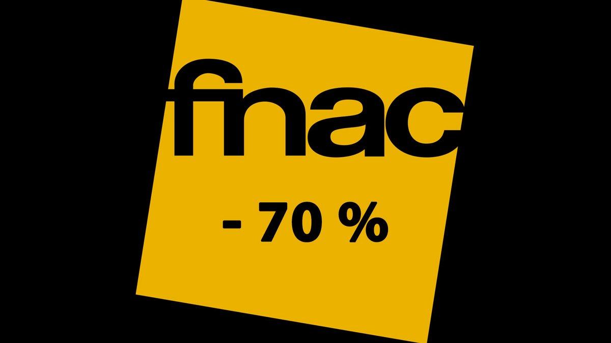 fnac -70%