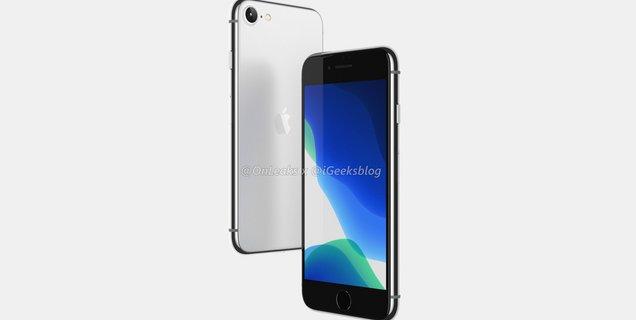 L'iPhone 9 serait présenté le 31 mars