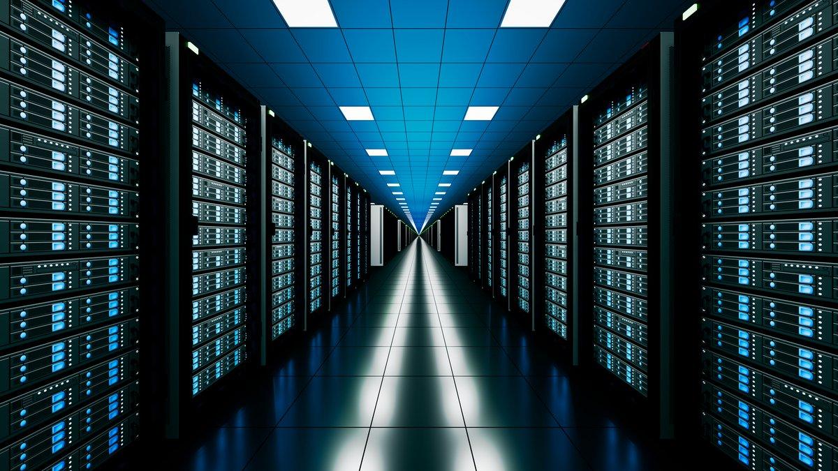 Data Center © shutterstock.com