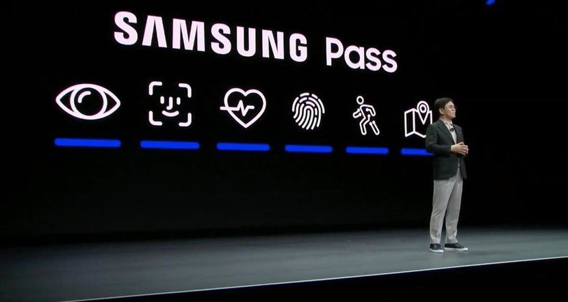 Samsung FaceID conference