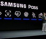 CES 2020 : Samsung se réapproprie le logo du FaceID d'Apple