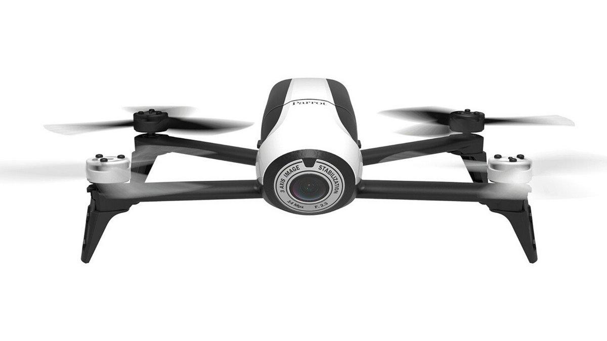 drone parrot bepop 2