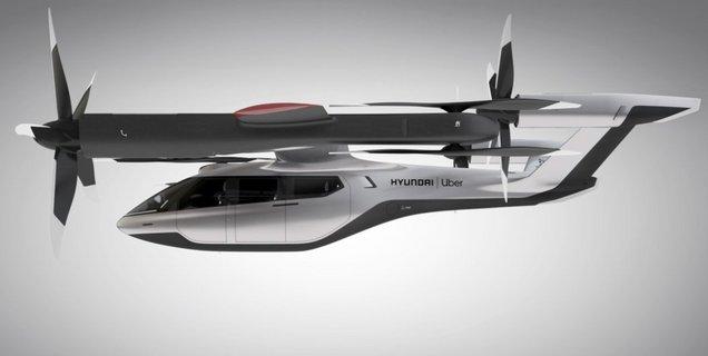 CES 2020 en vidéo : Hyundai et Uber vont travailler ensemble sur un projet de taxis volants