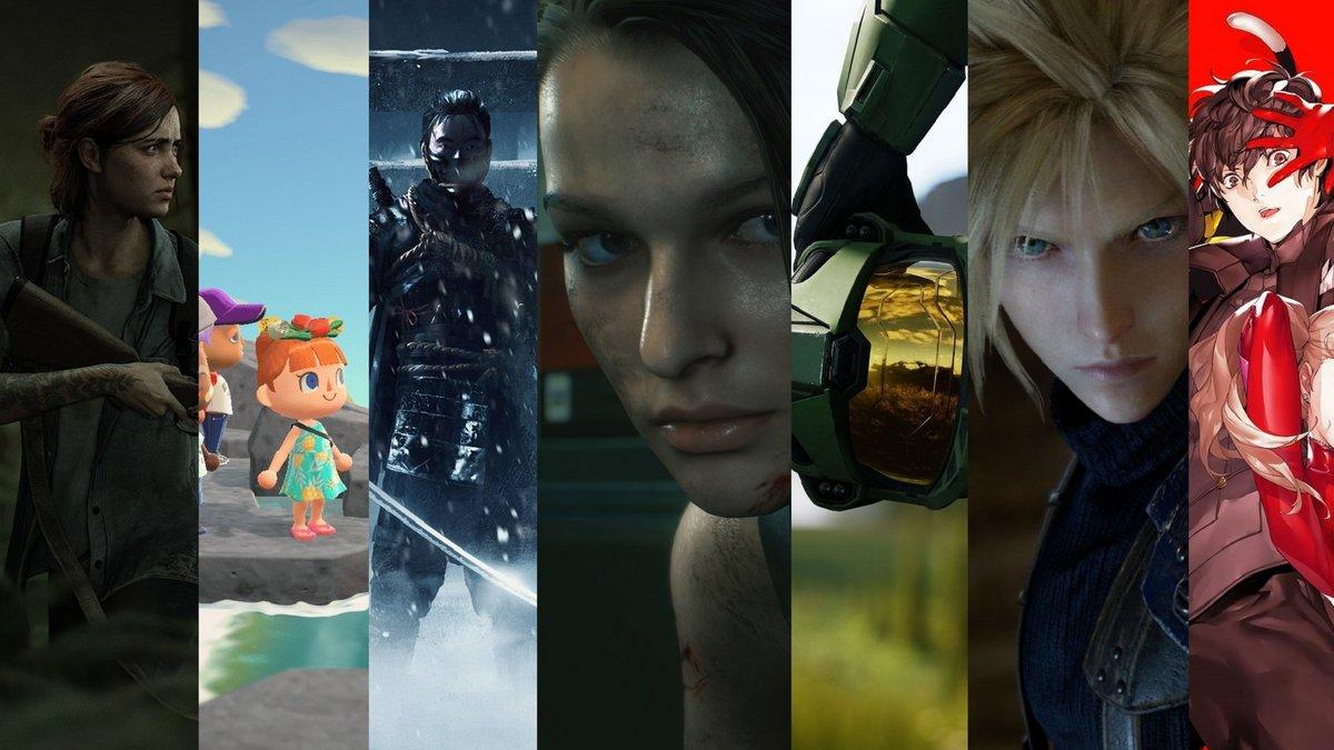 Les jeux vidéo à ne pas manquer en 2020 banner
