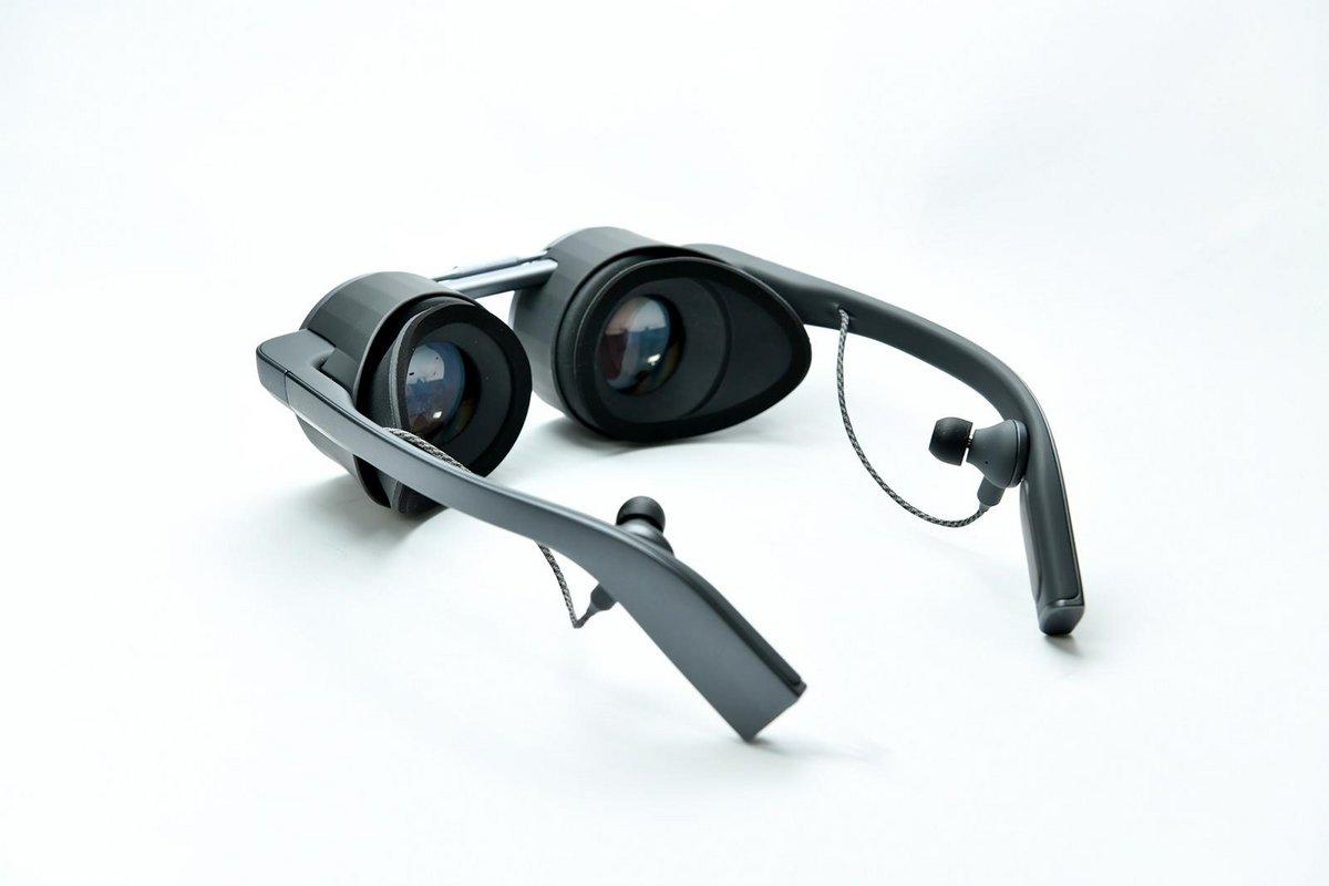 Panasonic lunettes VR