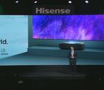 CES 2020 : Ultra courte focale, 4K, laser et Android TV, Hisense dévoile son vidéoprojecteur de demain