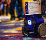 Insolite : le CES 2020, c'est aussi ce robot distributeur de papier toilette