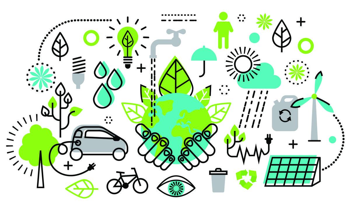 écologie vert quotidien