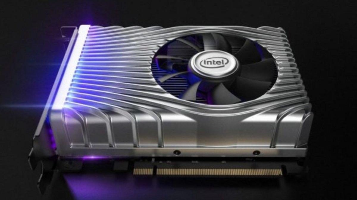 Intel GPU DG1 © Intel