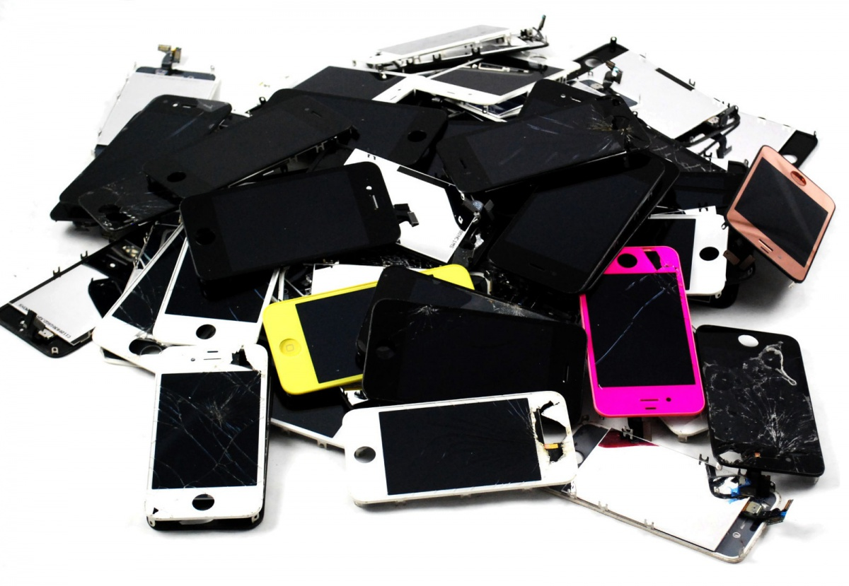 iPhone recyclage