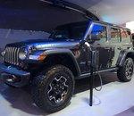 CES 2020 : Jeep a dévoilé son Wrangler 4xe hybride rechargeable