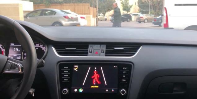 Une app Android Auto capable de détecter les piétons grâce à leur smartphone...