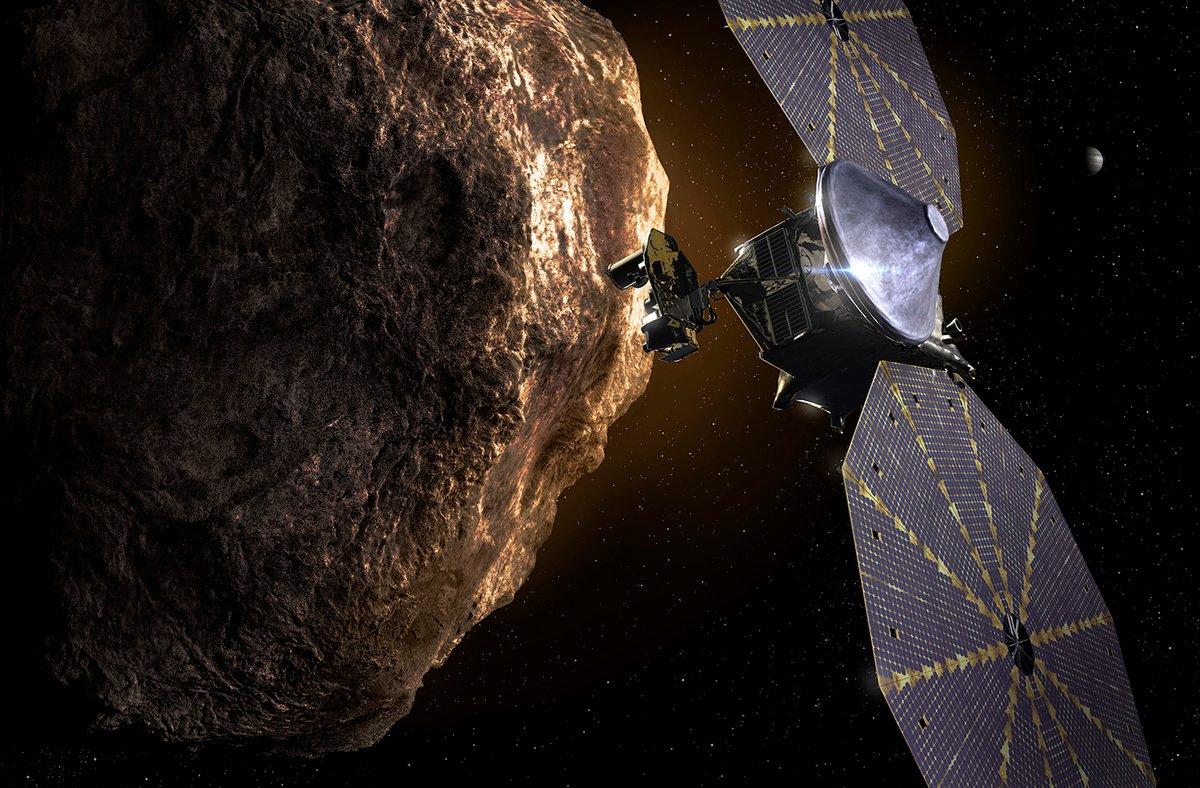 Lucy NASA mission © NASA