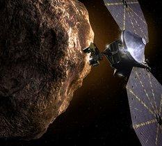 Festival d'astéroïdes prévu pour la sonde Lucy, bientôt prête pour son décollage