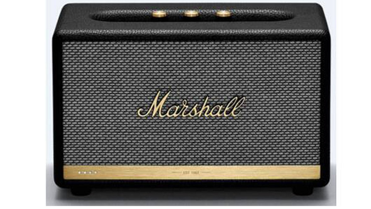 enceinte marshall Action google voice