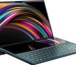 CES 2020 : ASUS dévoile son ultraportable ZenBook double écran, le Duo UX481