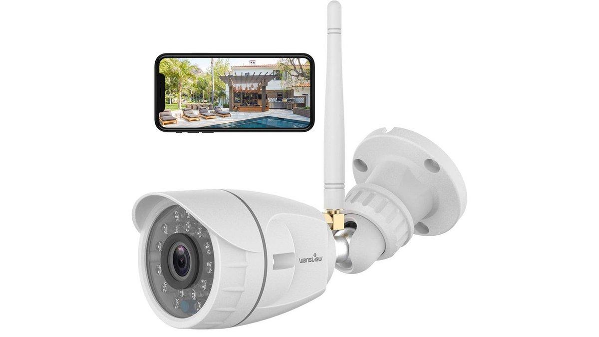 camera de surveillance connecte