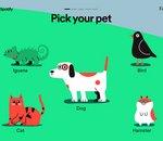Spotify propose maintenant des Pet Playlists, des sélections musicales pour vos animaux