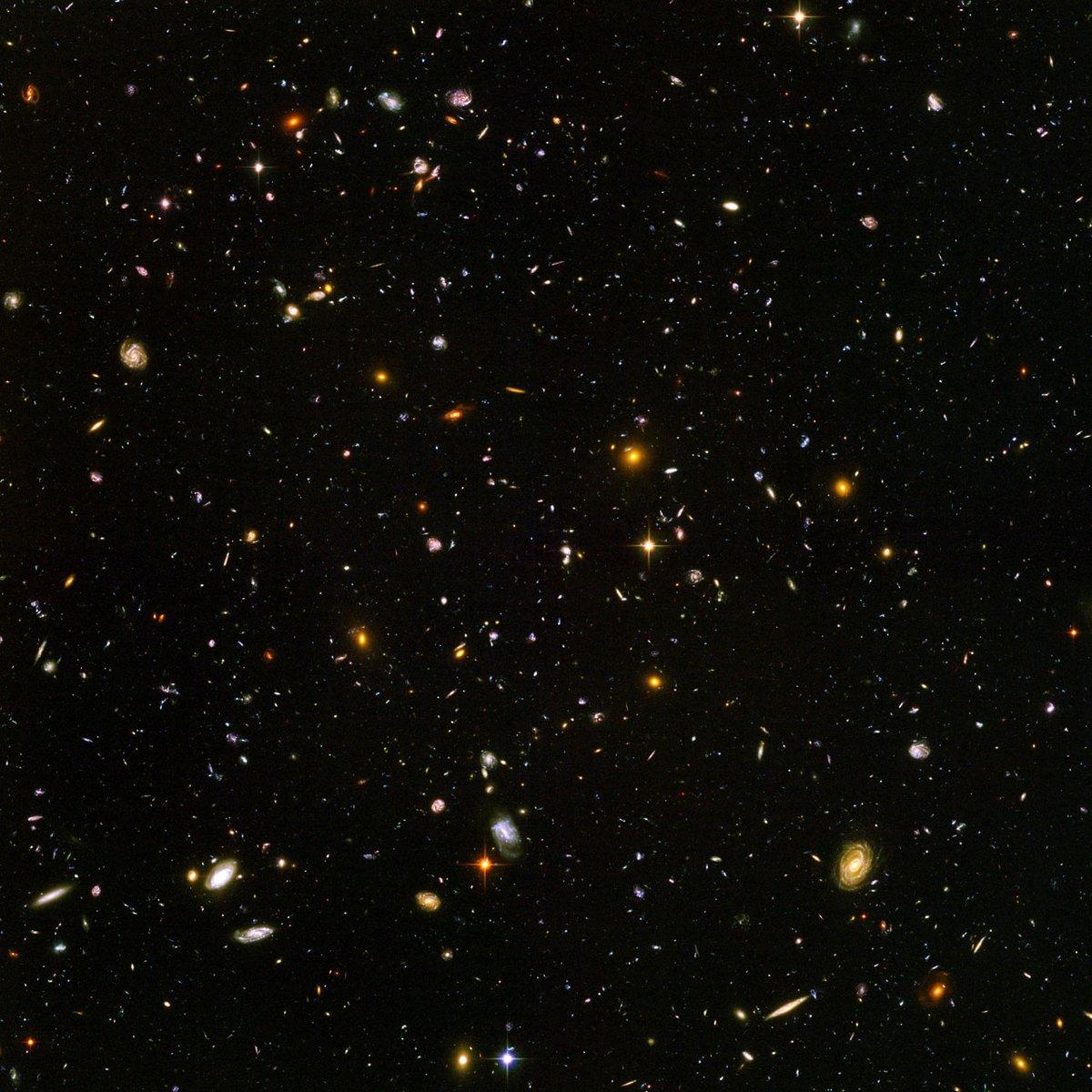 Hubble Galaxies © NASA/ESA