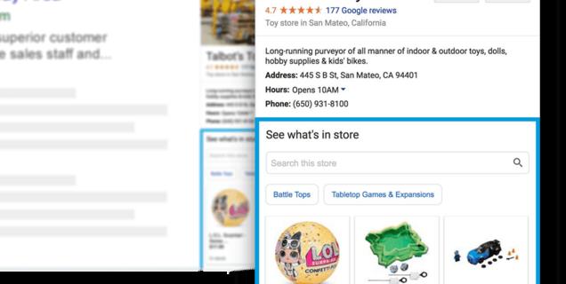 Google rachète Pointy, une start-up spécialiste de l'e-commerce... Pour concurrencer Amazon ?