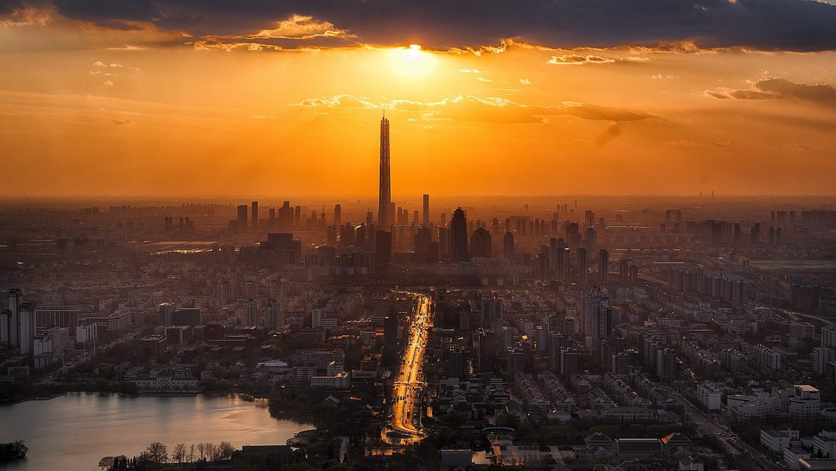 Soleil chaleur Tianjin