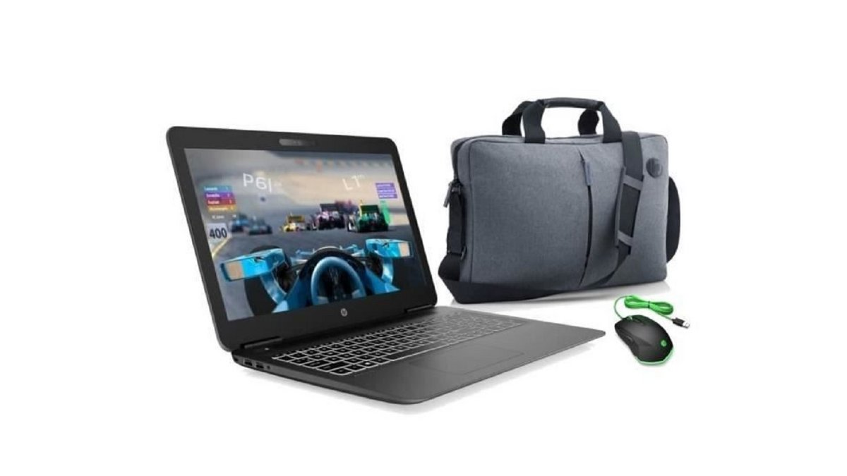 Pack PC gaming HP