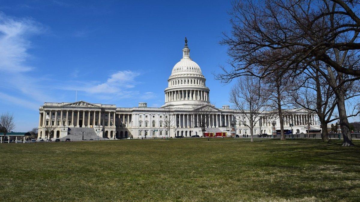 congrès-américain-washington.jpg ©Pixabay