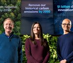 Microsoft vise la neutralité carbone et cherche à effacer l'ardoise de ses émissions passées