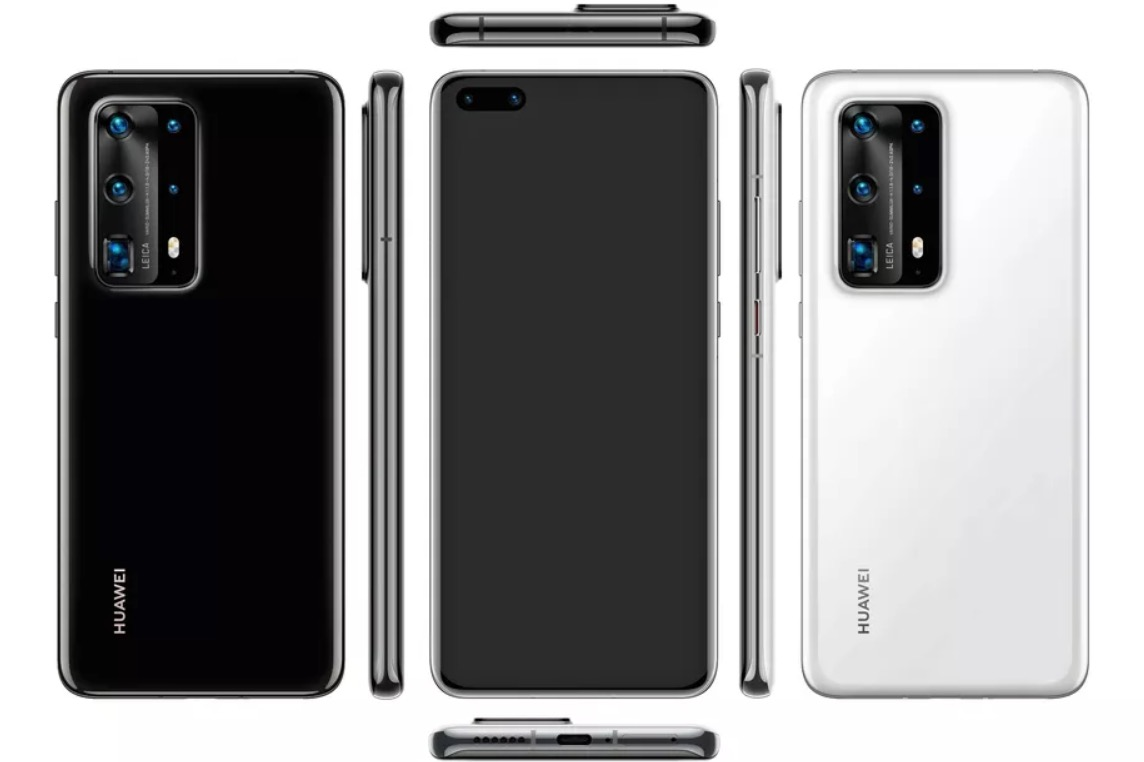 Huawei P40 Pro : déclinaison en céramique et capteur photo 52 MP, le tour des dernières infos