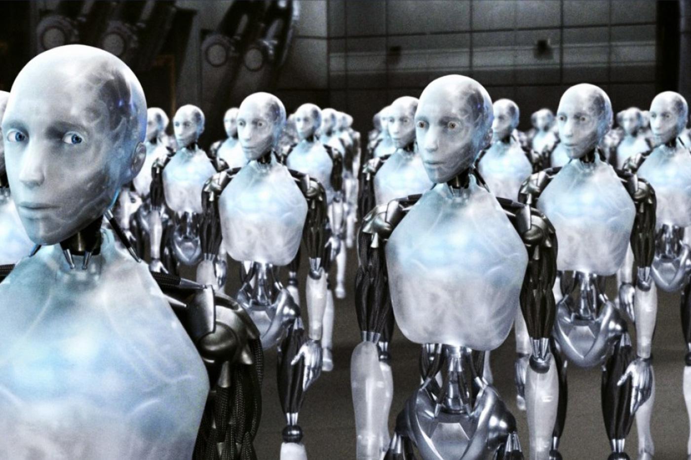 Un député LREM veut inscrire une référence aux Lois de la robotique dans la Constitution