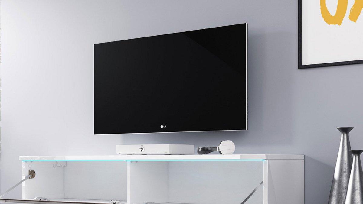 TV mur
