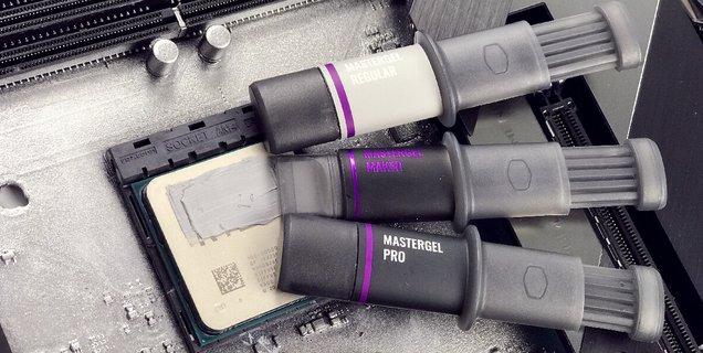 Insolite | La pâte thermique Cooler Master change son packaging qui faisait penser à