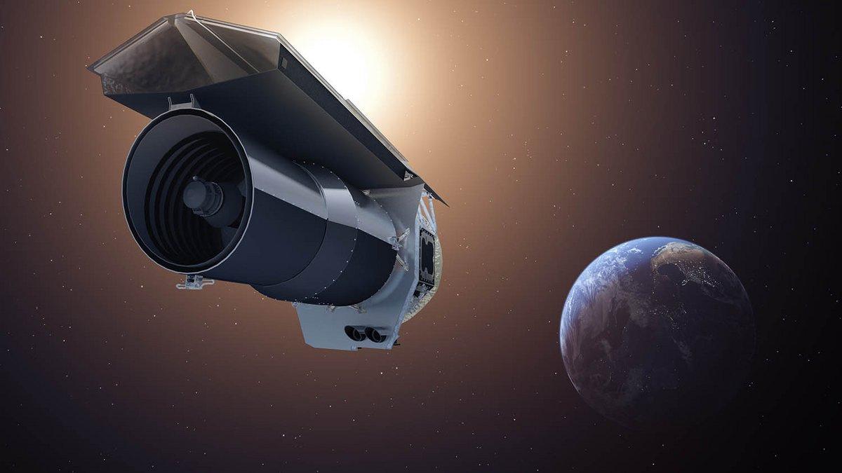 télescope Spitzer
