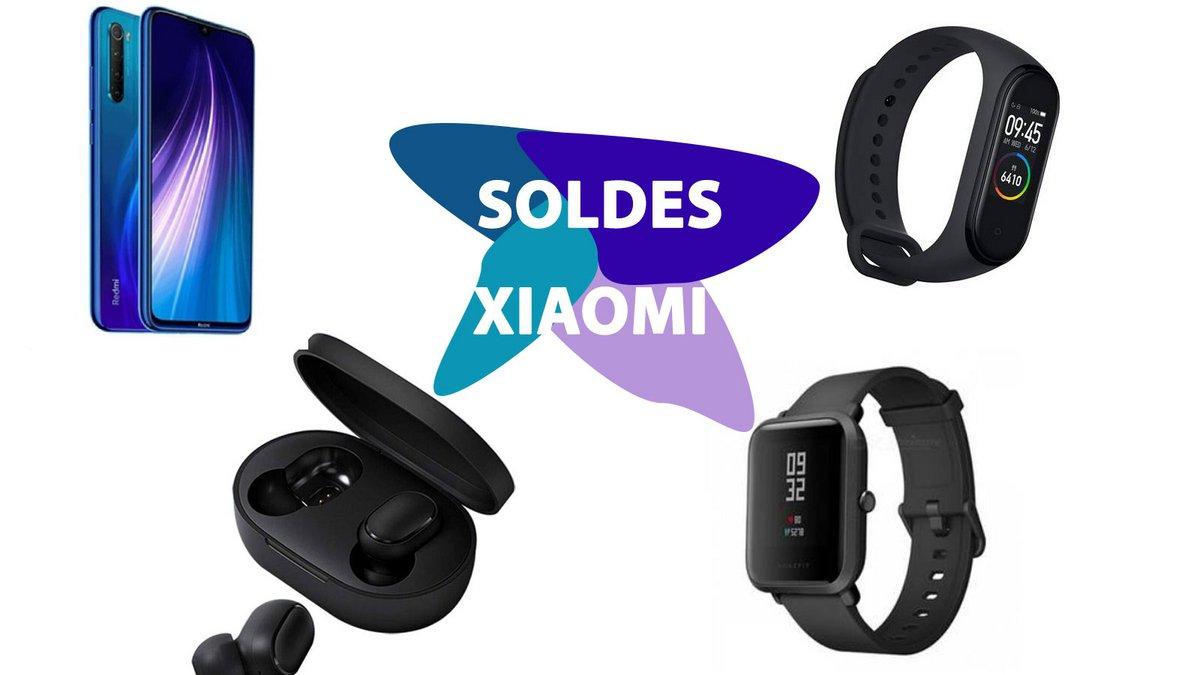 Soldes Xiaomi