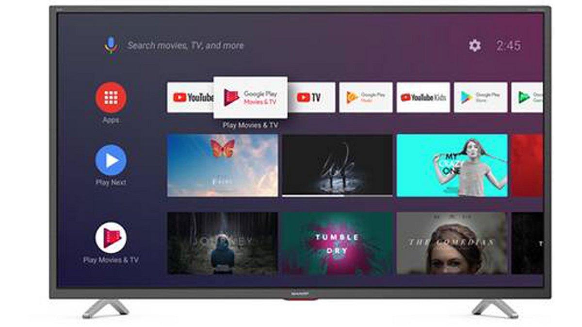 TV Sharp LED à moins de 400€ grâce aux soldes Darty