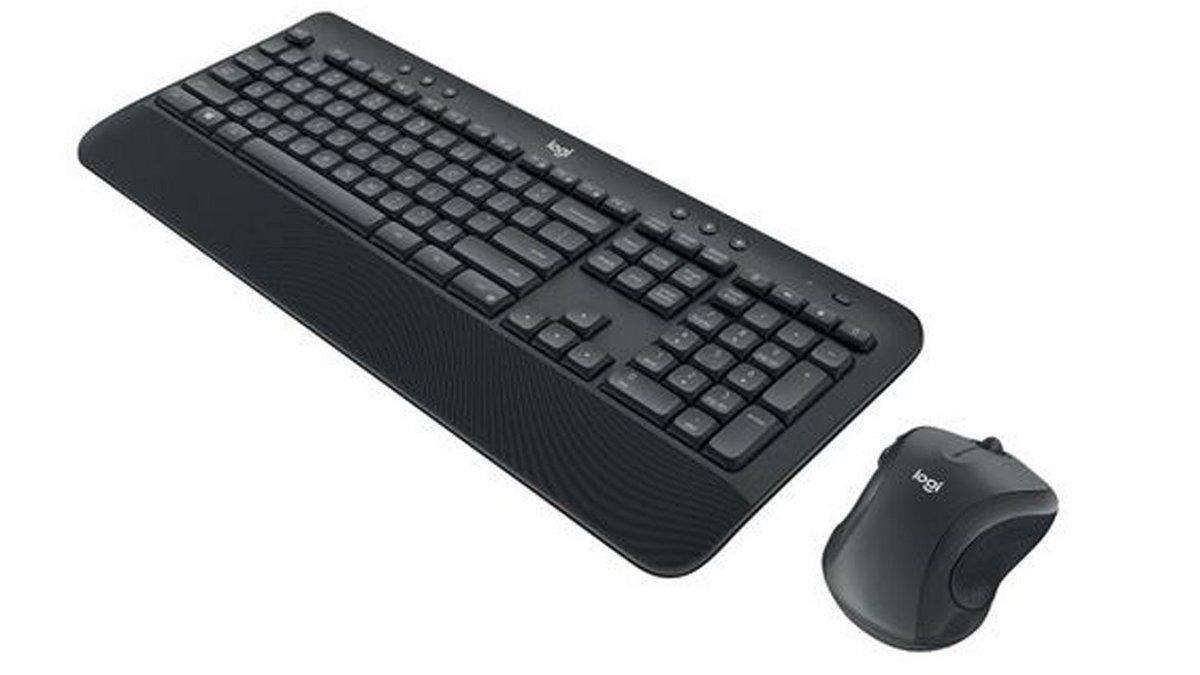 Pack clavier + souris logitech