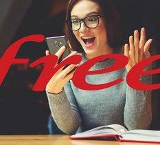 Free Mobile : nouvelle promotion sur la série Free 80 Go !