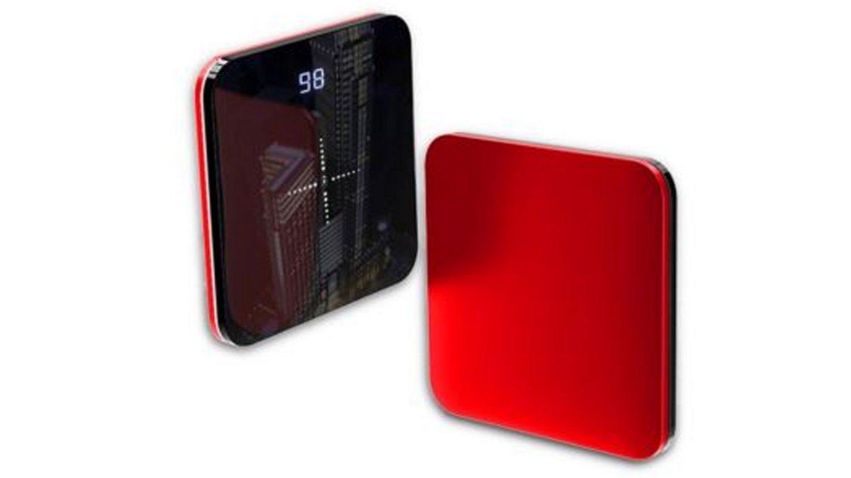 Batterie externe avec ecran