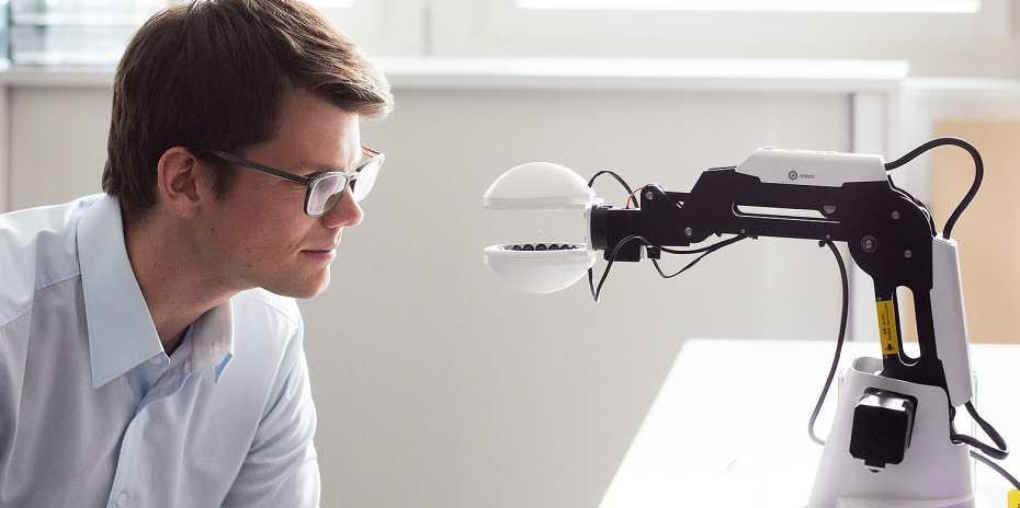 Robot ultrasonic