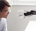 Un robot à ultrason pour tenir sans toucher bientôt dans l'industrie ?