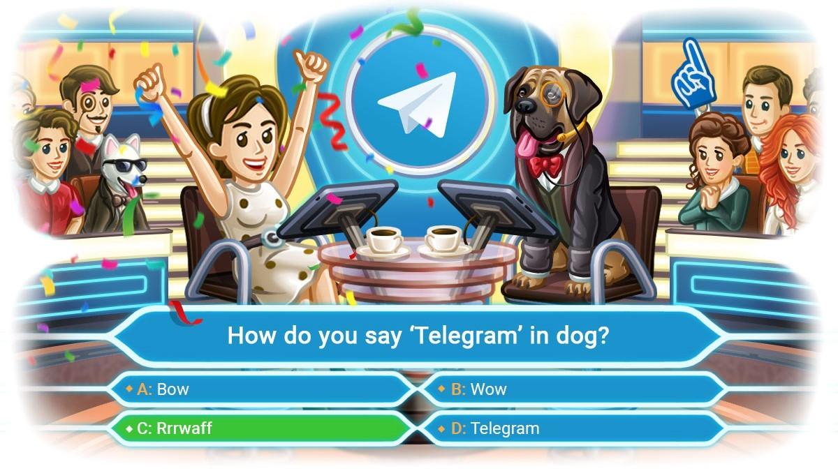 Telegram 5.14