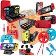 Pack d'accessoires Nintendo Switch grâce aux soldes Amazon