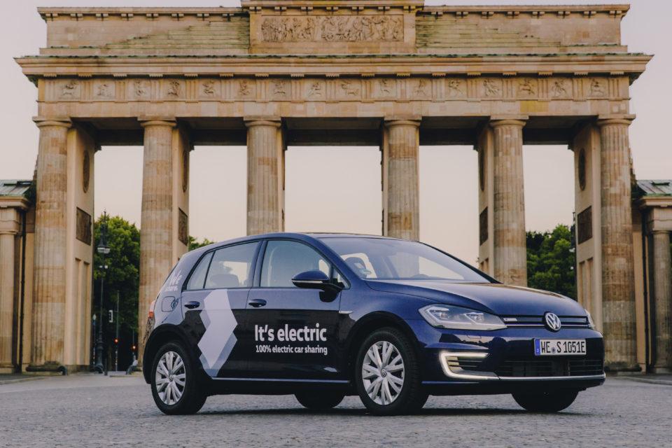 WeShare Volkswagen